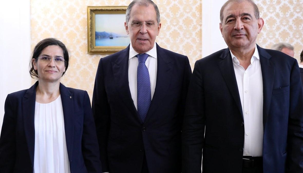 Russia Receives SDC Delegation; Mediates Start of Regime Dialogue