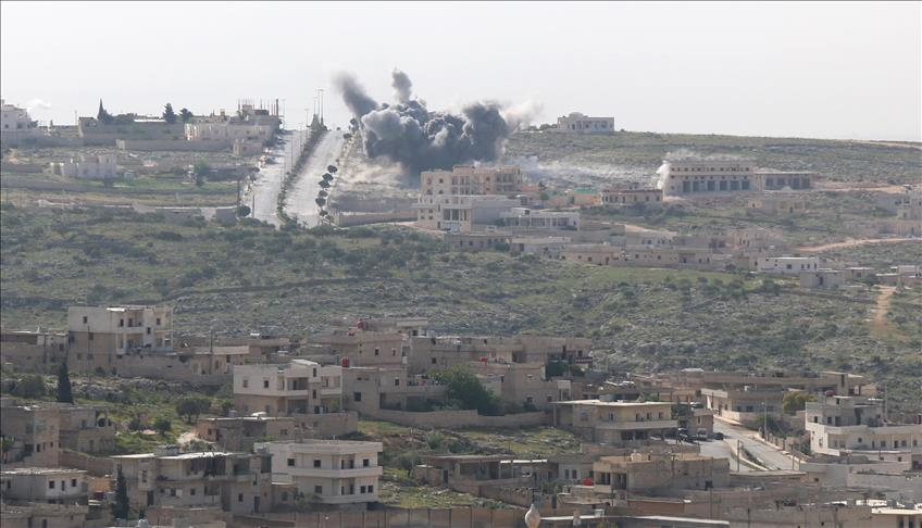 Russian Jets Target aleppo twice in 3 days