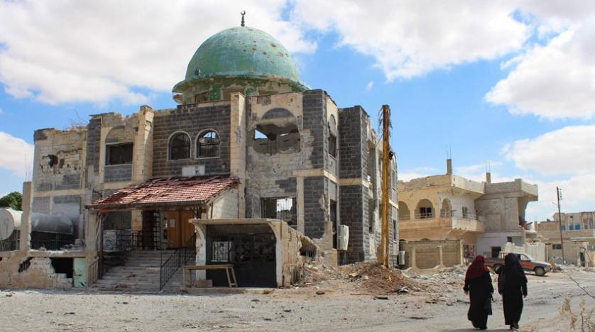 Scorched Earth in Syria's Daraa al-Balad