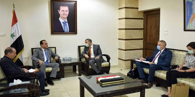 Serbian Companies to Invest in Oil Shale to Generate Electricity in Syria