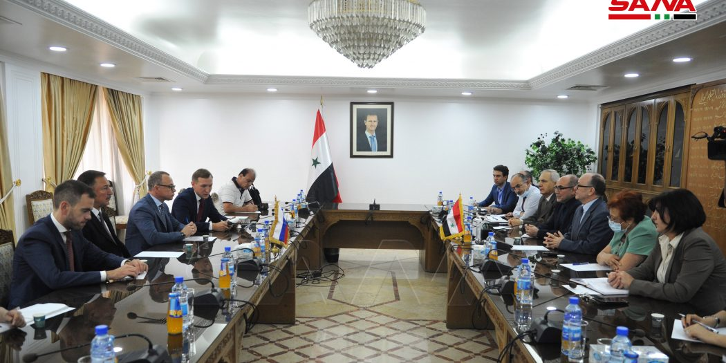 Syria, Russia to Enhance Cooperation in Higher Education