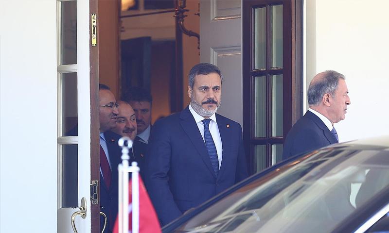 Syria Denies Talks with Turkish Regime on Terrorism
