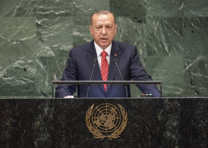 Turkish President: World Can't Let Syrian Crisis Last 10 More Years