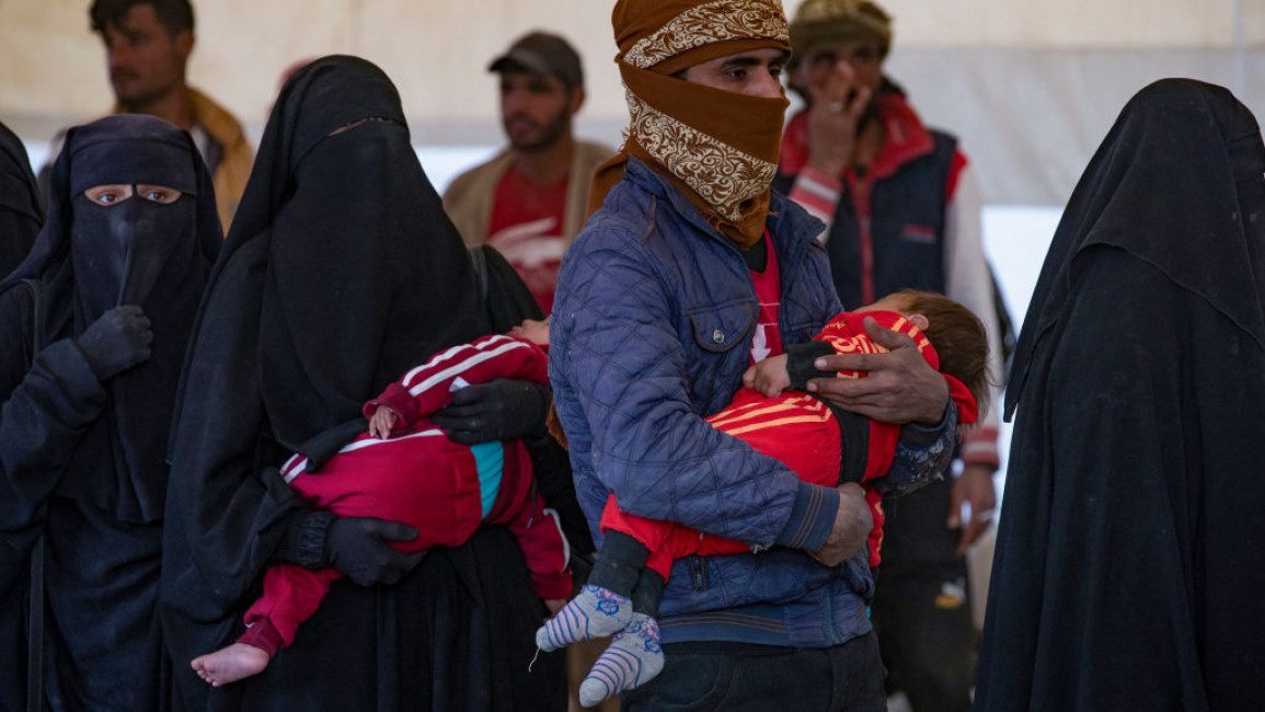 Two Children Die Every Week at Northeast Syria's al-Hol Camp: Report