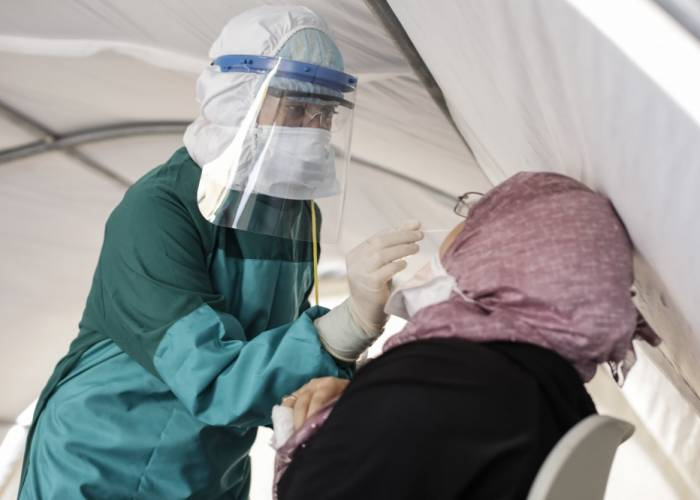 WHO Counters Surge in Delta Virus with Largest COVAX Delivery to Date into Northwest Syria