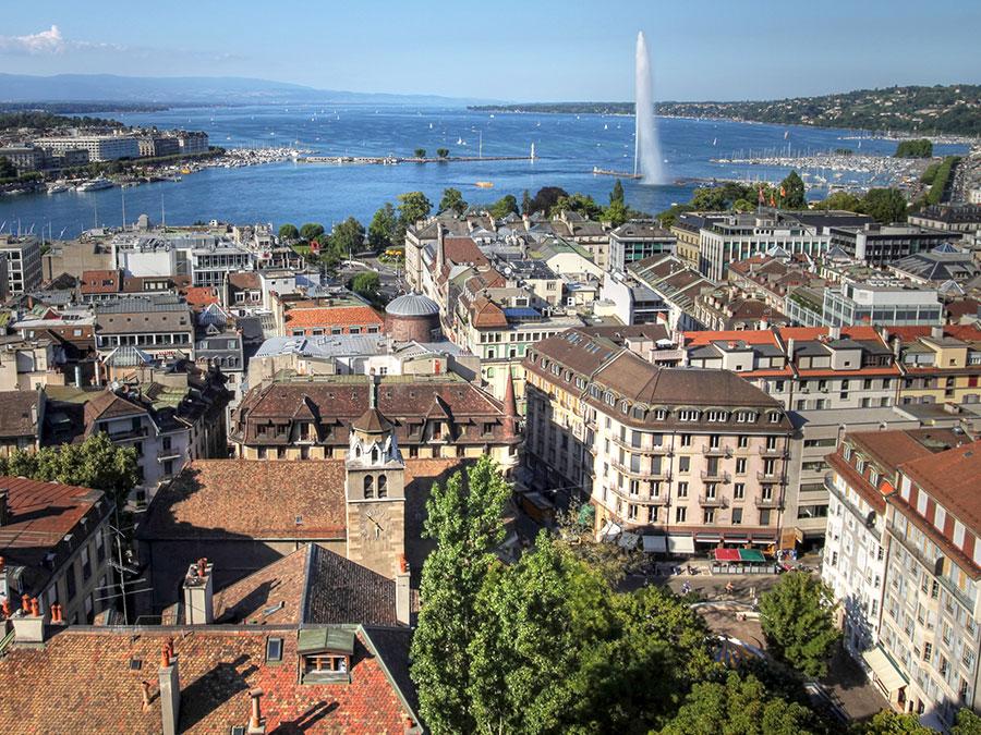 Potential War Criminal Living as a Refugee in Switzerland