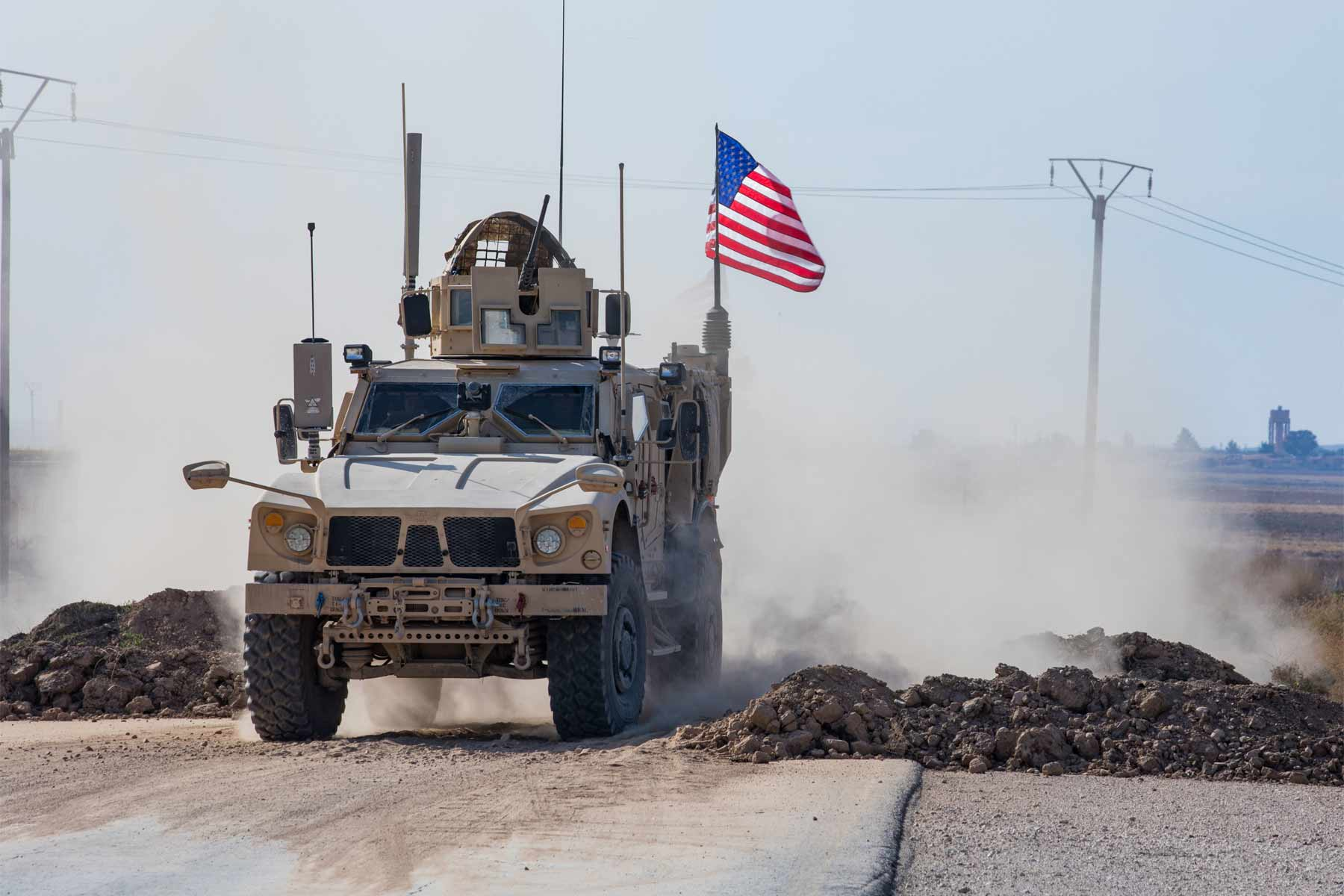 Will the U.S. Withdraw from Syria as it Did from Afghan Base?