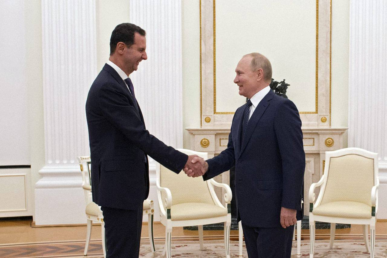 Aridi to Russia: Does Syria's Legitimacy Allow the Removal of its President?