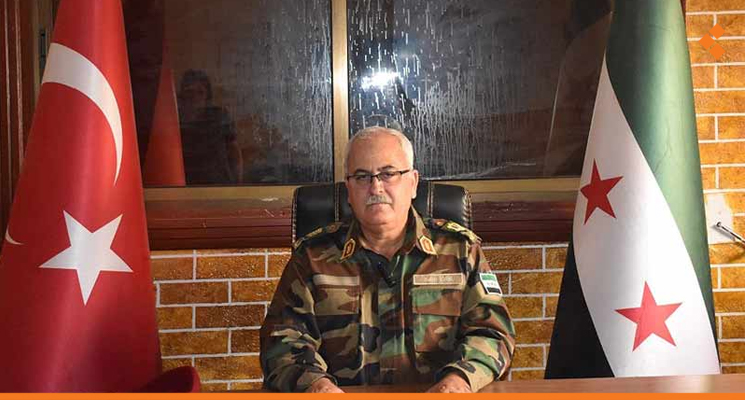 Chief of Staff of the Turkey Affiliated National Army Resigns