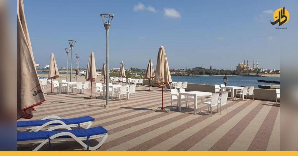 Luxury Island Opens for Wealthy People in Lattakia