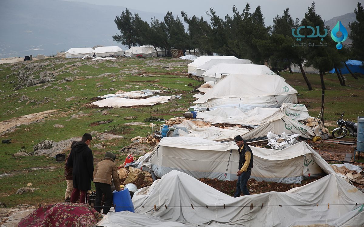 Millions in Northern Syria Fear Winter; Opposition does not Care