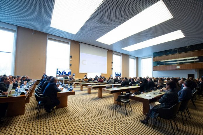 Constitutional Committee Continues Talks, Discussions on Security