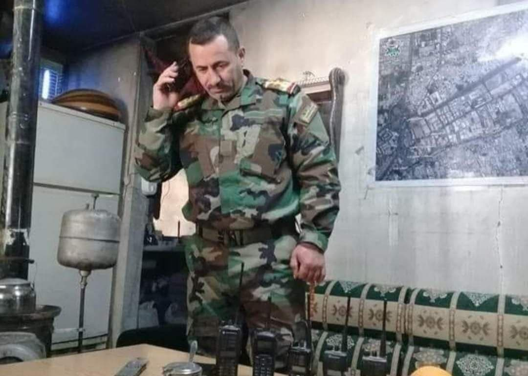 Regime Mourns Mysterious Death of Republican Guard Officer