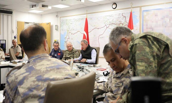 Turkish Media: SNA and Turkish Leaders Prepare Operation Against SDF