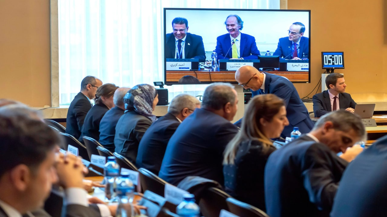 Sixth Constitutional Committee Talks Round Ends in Total Disappointment