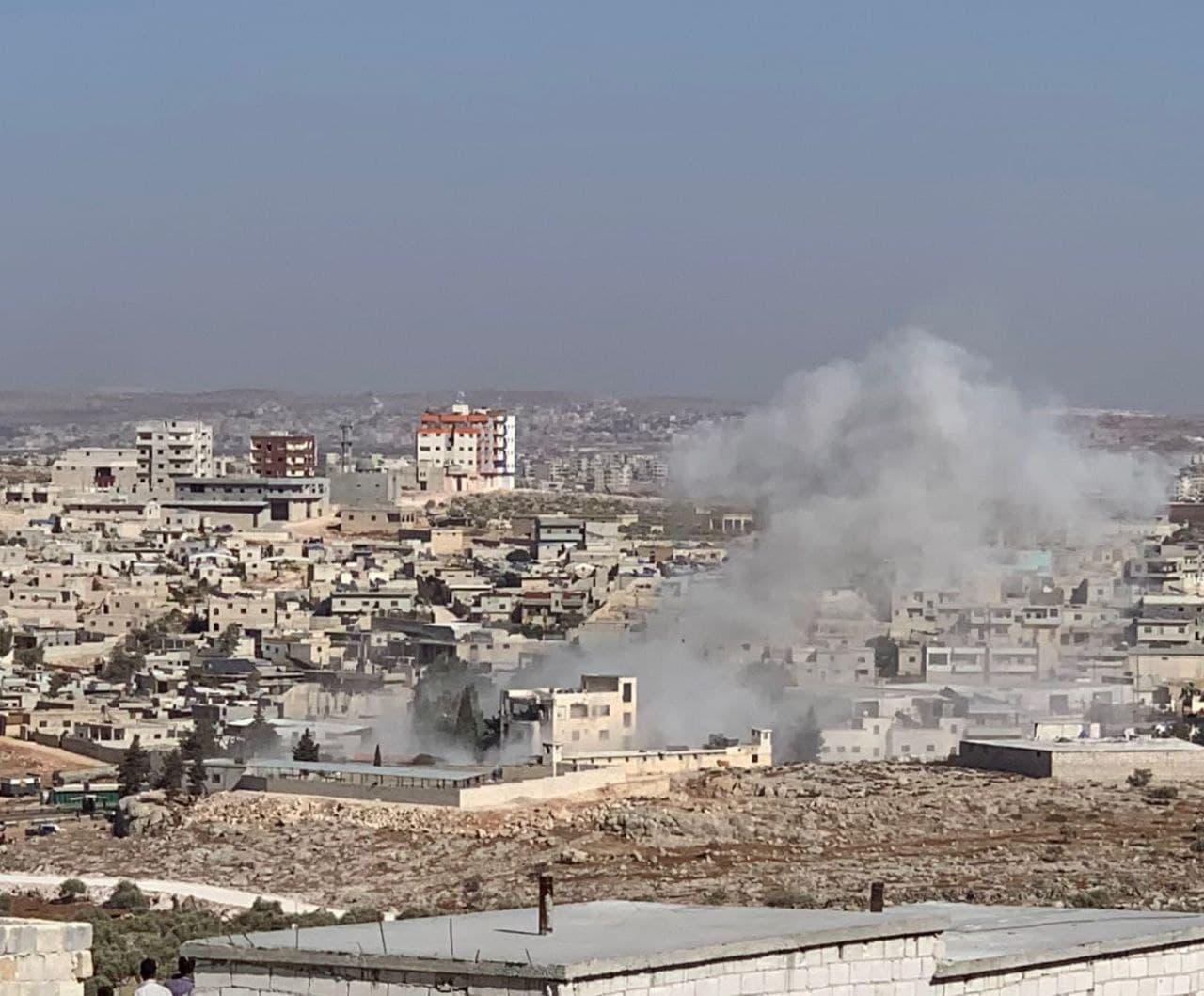 Syria's Response Coordinators Warn of Regime Escalation North of Idleb