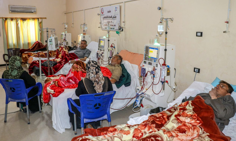 Organizations Stop Support to Hospitals and Medical Centers in Idleb