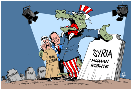 America's Defeat in Syria