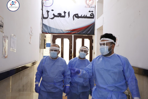 As Coronavirus in Syria's Idleb Peaked, No Beds in Hospitals