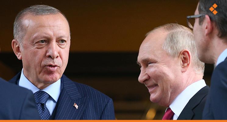 Erdogan Reveals Details of Meeting with Putin on Syria