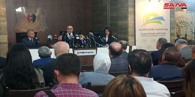 Investment Opportunities in Syria are Promising, Minister Khalil Says