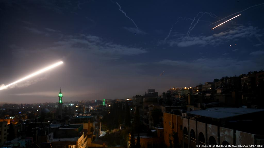 Israel Fears Iran is Trying to Boost its Air Defences in Syria, Lebanon and Iraq