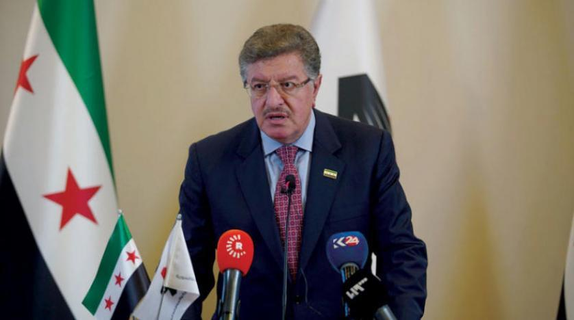 Meslet to Asharq Al-Awsat: U.S. Shows Partiality in Dealing with Syrian Opposition Parties