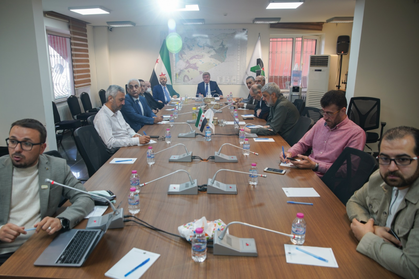 Syrian Opposition Coalition Political Committee Discusses Developments