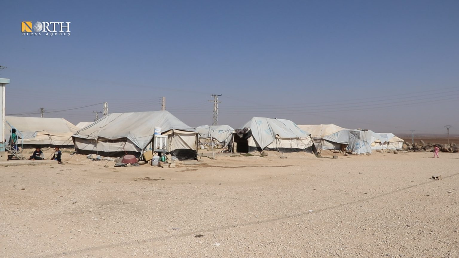IDPs in Northeast Syria Live off Daily-Paid Jobs, Struggle With Lockdown
