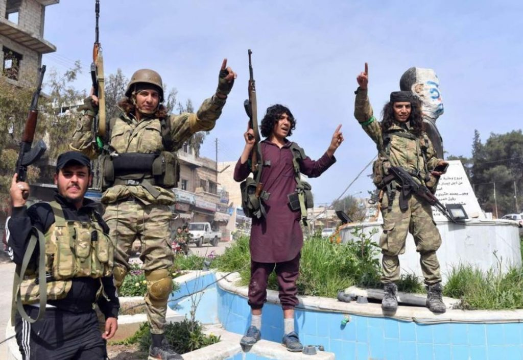 Turkish-Backed Factions Torture Pregnant Woman to Death in Afrin