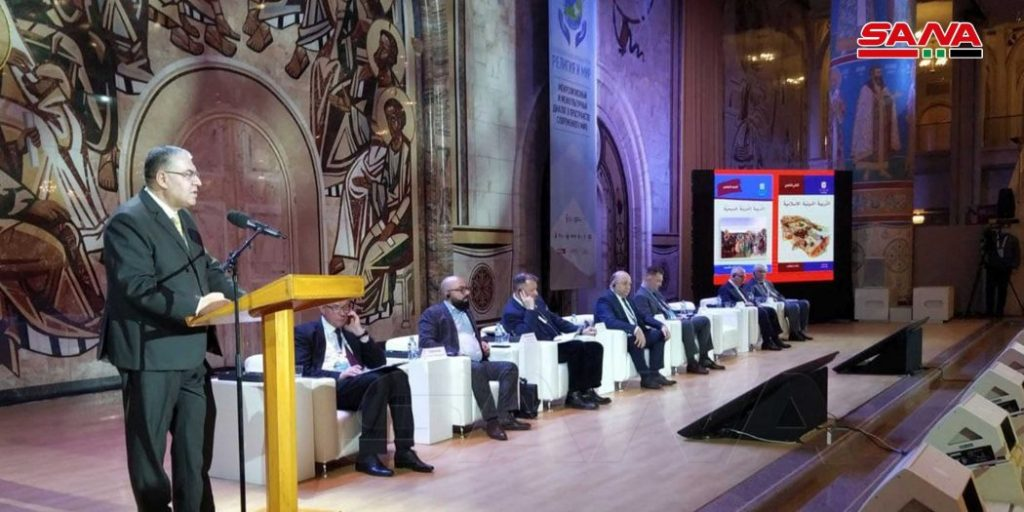 Syria Participates in International Forum for Religion and Peace in Moscow